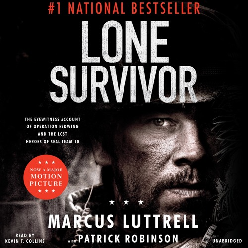 Now marcus what do does luttrell Marcus Luttrell