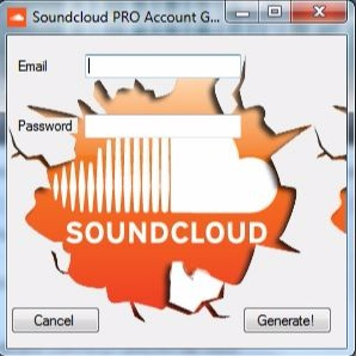 Soundcloud Pro account generator! FREE!! [buy-free download