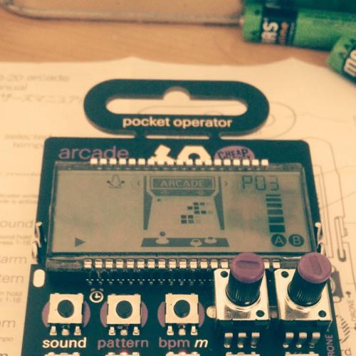Pocket Operator Jams