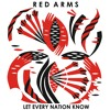 Red Arms -  Soviet Red (White And Blues)