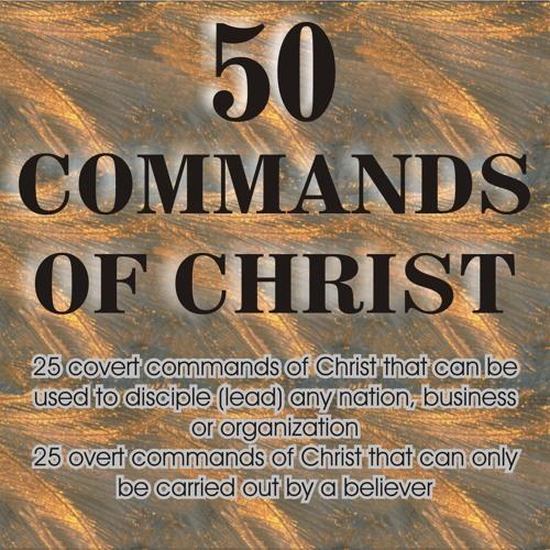 50 Commands Of Jesus