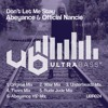 UBR024 - Abeyance & Official Nancie - Don't Let Me Stay (Rude Jude Mix) [Out Now!]