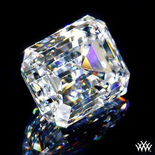 Fred Bell - Alchemy Of Gemstontes, Emerald Cut