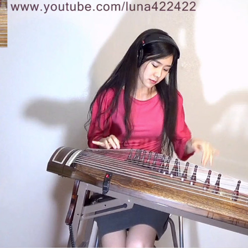 With Or Without You-U2 Gayageum Arrangment by Luna by Luna