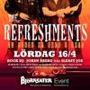 the Refreshments på Björksäter/Hässleholm 16/4