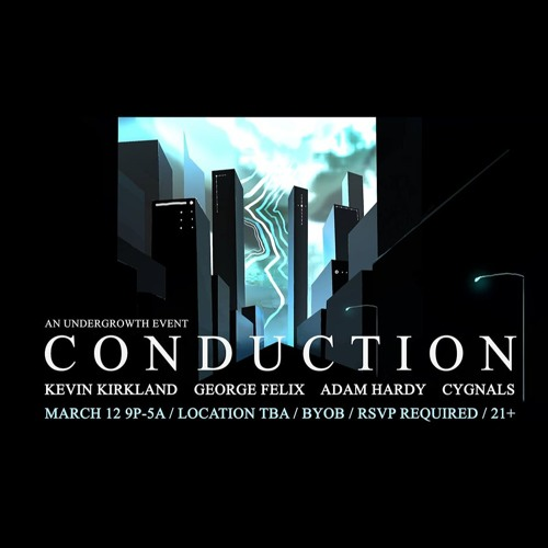 Live at Conduction (2016/03/12)