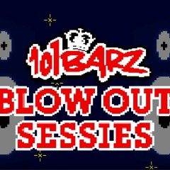 101Barz - Blow - Out Sessie - Jermaine Niffer