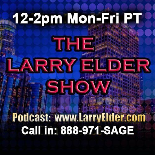JESSE LEE PETERSON ON THE LARRY ELDER SHOW MARCH 9 2016