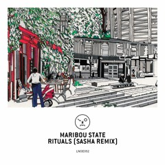 Maribou State - Rituals (Sasha Remix)