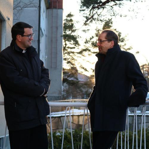 «En Finlandia las relaciones ecuménicas con luteranos y ortodoxos son maravillosas»