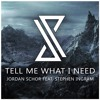 Jordan Schor Feat. Stephen Ingram - Tell Me What I Need (Original Mix)