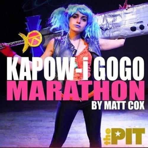 Kapow - I Gobop (Week 2 theme)