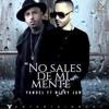 Yandel Ft Nicky Jam No Sales De Mi Mente Aitor Cruz And Jony Poveda Mambo Version Mp3