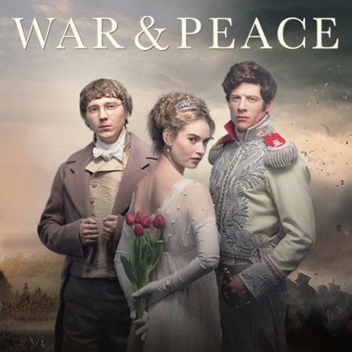 Resultado de imagem para war and peace bbc