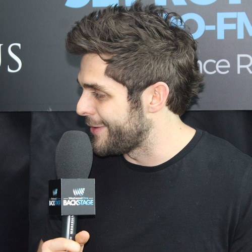 INTERVIEW: Thomas Rhett On Nelly Covering 'Die A Happy Man'