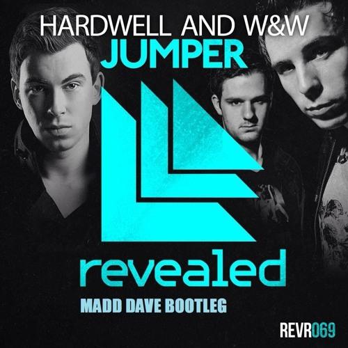 Hardwell Feat. W&W - Jumper (Madd Dave Bootleg)