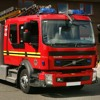 Mum and 3 Sons Rescued from Fire