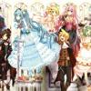 [60fps Full風 Rin Len] IROHA UTA いろは唄 -Iroha Song - - 鏡音リン レン Kagamine DIVA ドリーミーシアター English Romaji