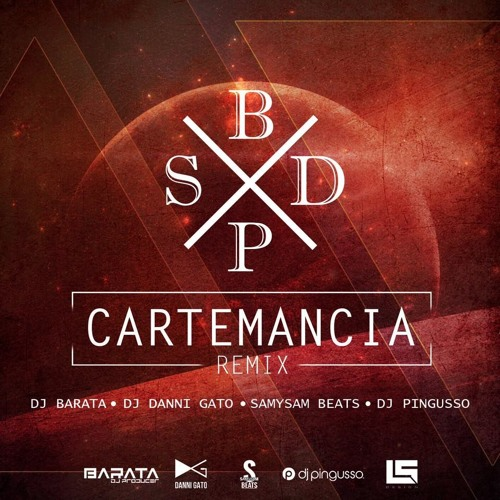 Cartemancia REMIX - Barata X SamysamBeats X Danni Gato X Pingusso