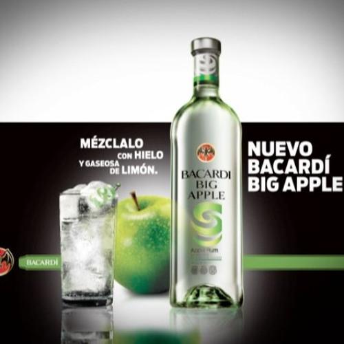 Bacardi - Big Apple (Cortinilla)