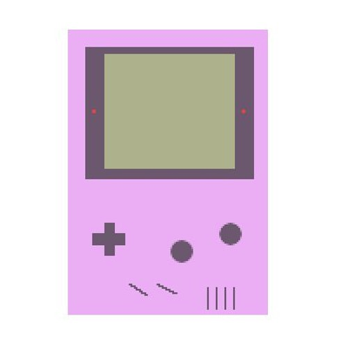 pink chiptune