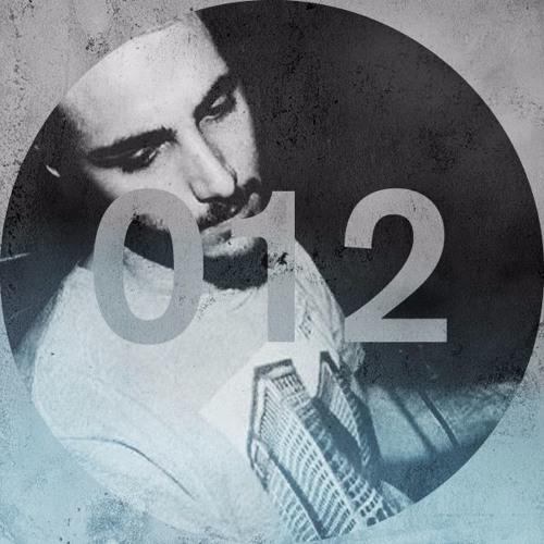 Concrete Podcast #012.  Federico Cassetta aka TAPE - dj set