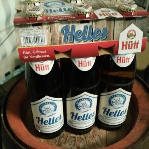 Hütt stellt neues Helles vor