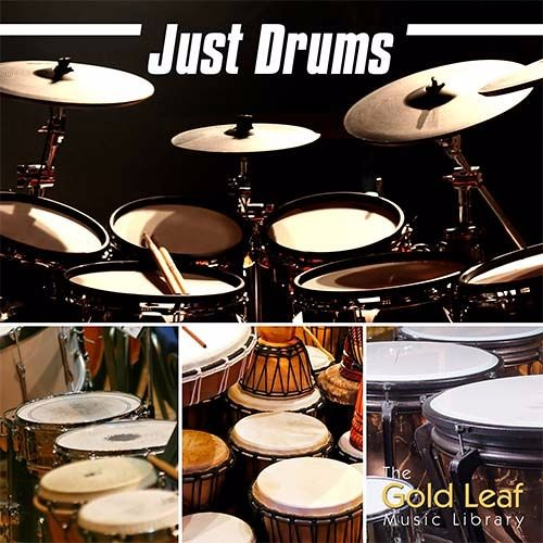 JUST DRUMS