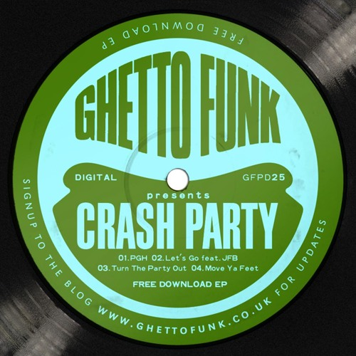 Crash Party - PGH (Original Mix)