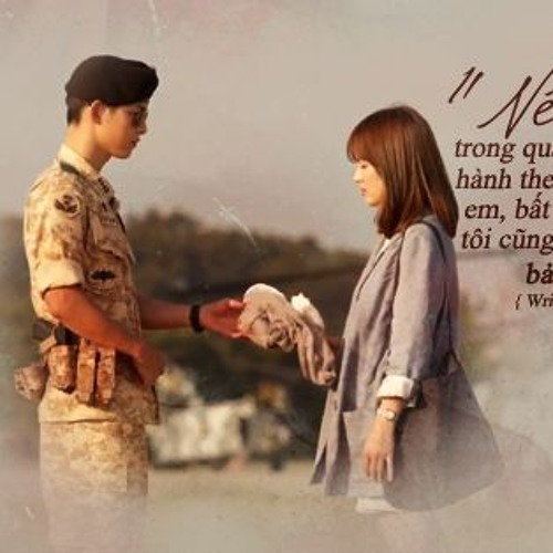 Say It! What Are You Doing - K will (Descendants Of The Sun OST Part
