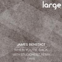 James Benedict - When You're Back (Studioheist Remix)