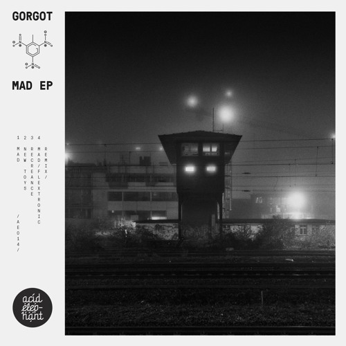 Gorgot - Mad EP  [AE014](FREE DOWNLOAD)
