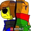 LEGO NINJAGO Bring On The Pirates By The Fold