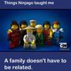 LEGO NINJAGO Season 6 We Are Ninjago By The Fold
