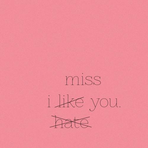 i ____ you.