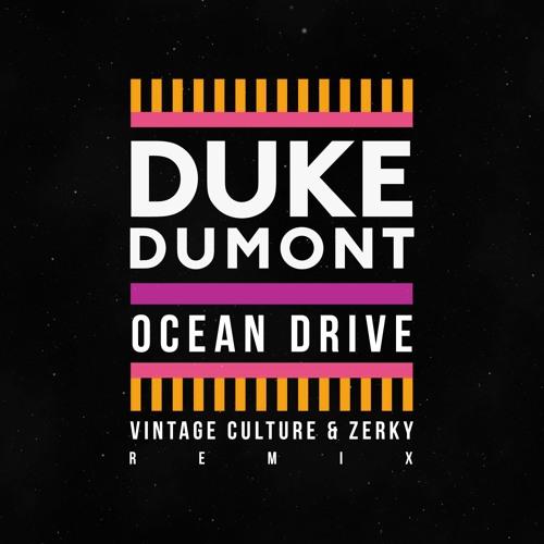Duke Dumont - Ocean Drive (Vintage Culture & Zerky Remix)