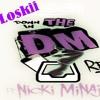 Yo Gotti Ft Nicki Minaj Down In The DM Remix Screwed & Chopped DJ DLoskii