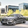 Mercedes-Benz's C-Class is all Coupe'd up