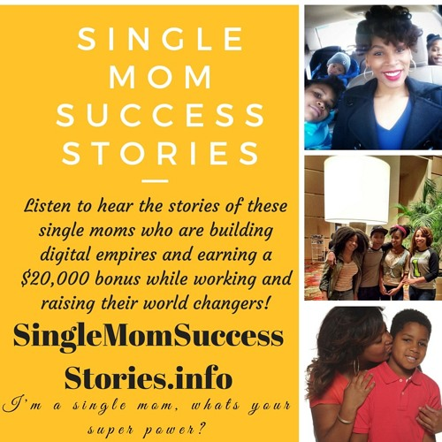 Single Mom Success Stories by The Diamond Blueprint | Free