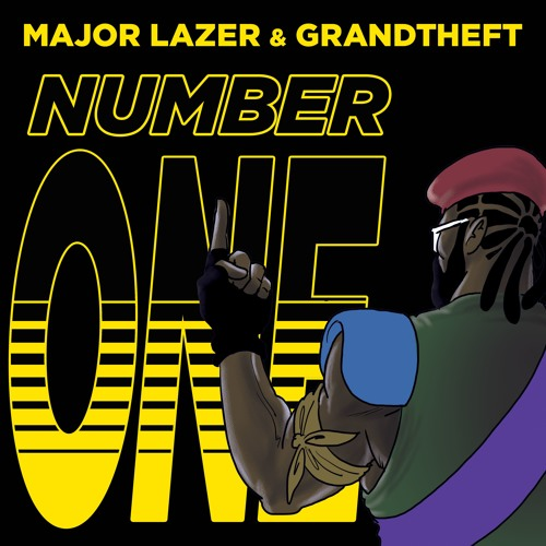 Major Lazer & Grandtheft - Number One