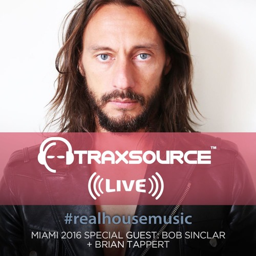 Traxsource live 58 with bob sinclar by traxsource free for Classic house traxsource