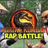 MORTAL KOMBAT - EPIC RAP BATTLE!