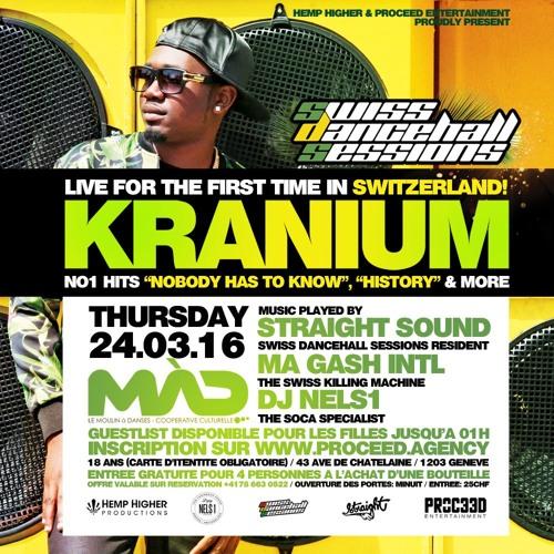 Kranium Promo Mix by DJ Nels1