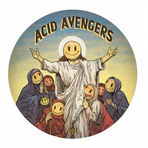 Acid Avengers 001 - Jaquarius / Mono-enzyme 307 [AAR001]