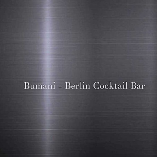 Berlin Cocktail Bar - Fingers in The Noise - Ambient