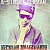 A-street Servan - Secular Imaginario Portada del disco