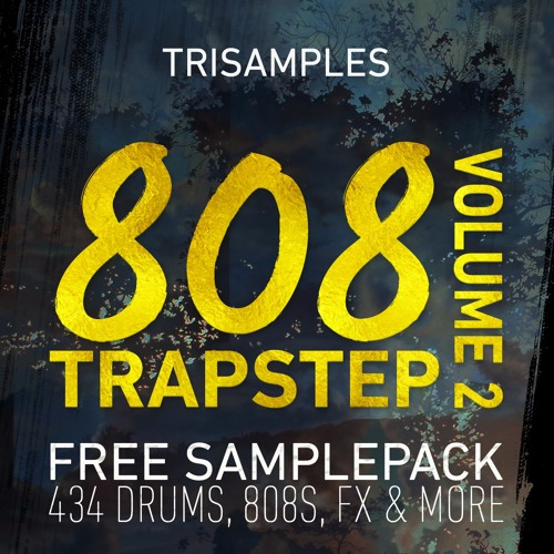 808 Trapstep Pack Vol 2 - FREE DOWNLOAD