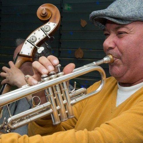 Dindi - CARIBA, mit Sigi Lee Nachreiner (Percussinon & Trompete)