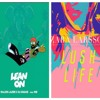 Major Lazer & DJ Snake (feat. MØ)vs Zara Larsson lean on/lush life (mashup).mp3