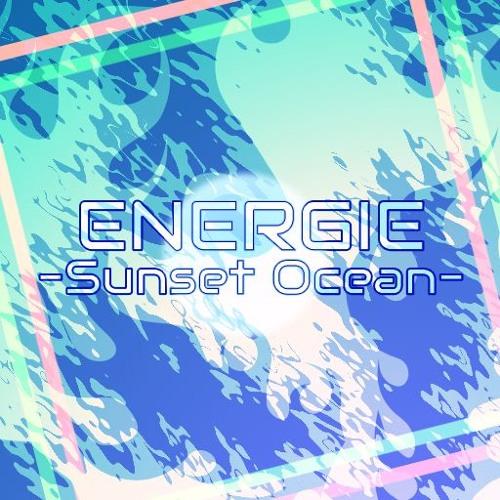 ENERGIE -Sunset Ocean-